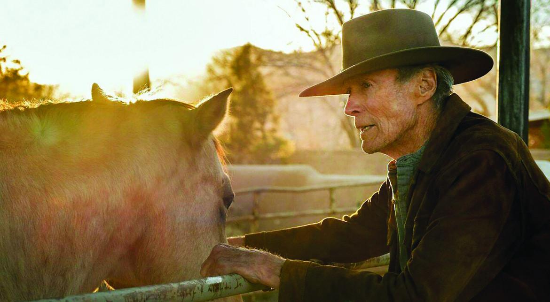 Da «Cry Macho», di e con Clint Eastwood