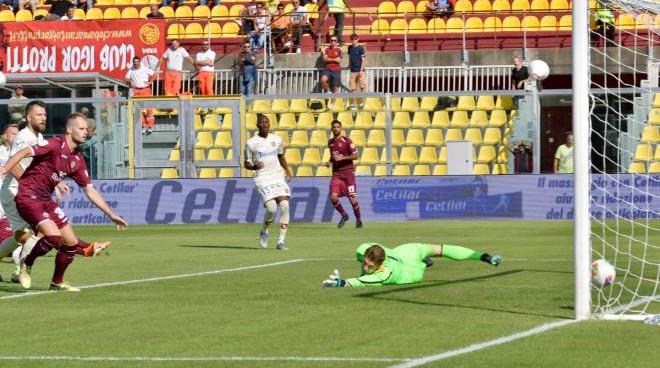 Livorno Chievo 3-4 nel campionato di B del 2019