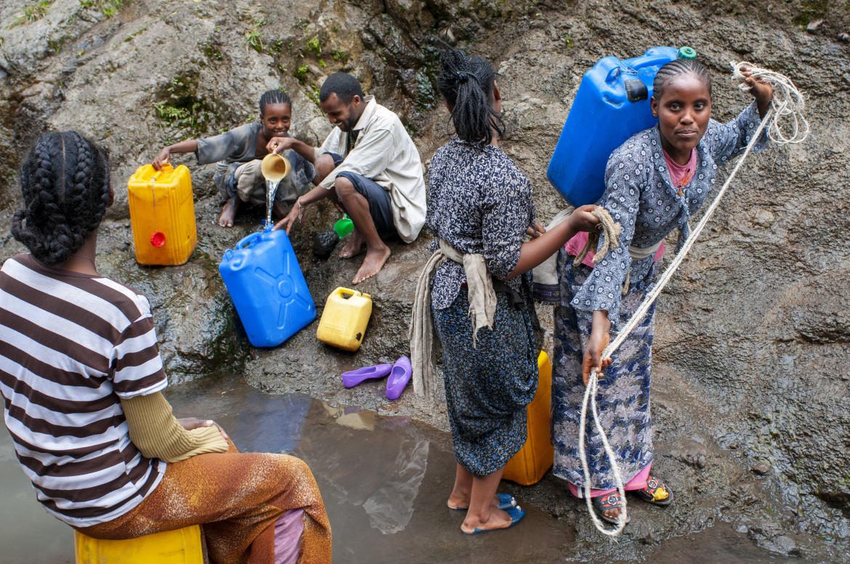 Siccità in Etiopia
