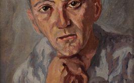 Carlo Levi Ritratto di Bobi Bazlen 1941 Roma Fondazione Carlo Levi
