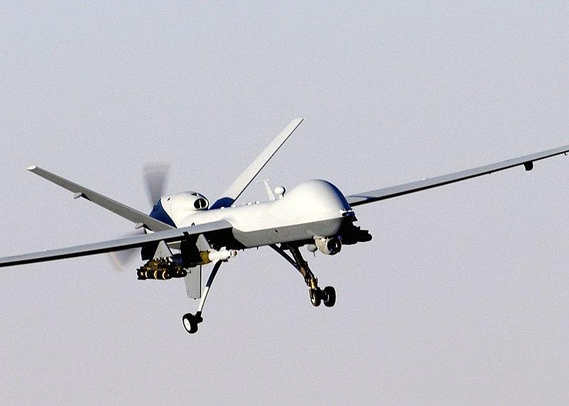 Drone MQ-9 Reaper dell'esercito statunitense