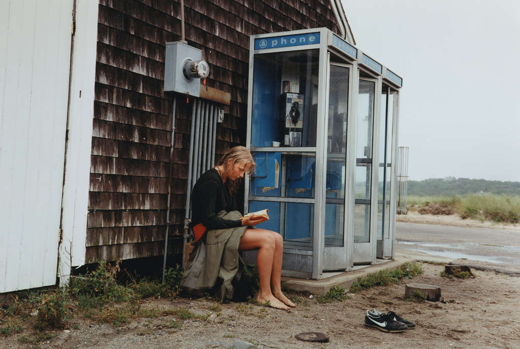 Mitch Epstein «Menemsha I, Martha's Vineyard, Massachusetts», 1982