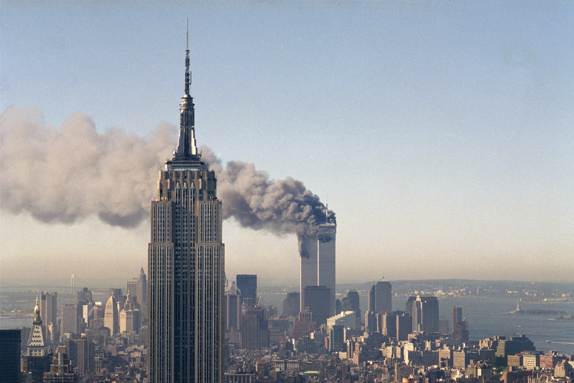 Attacco alle Twin Tower, 11/9/01. New York