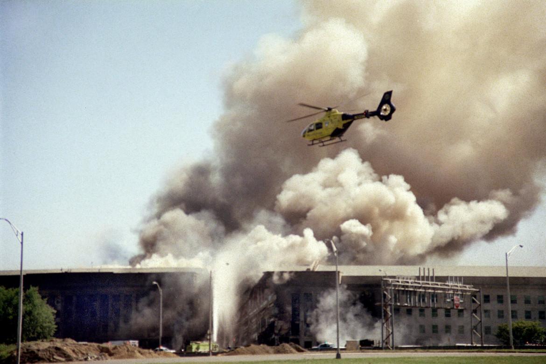 L'attentato al Pentagono dell'11 settembre 2001
