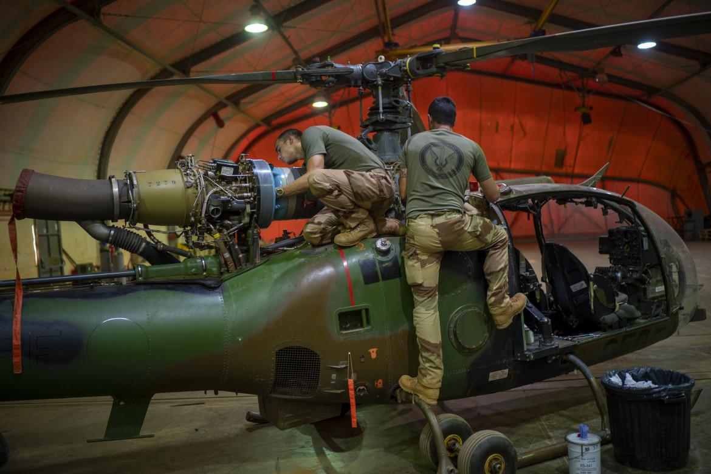 Soldati francesi della missione Barkhane in Mali