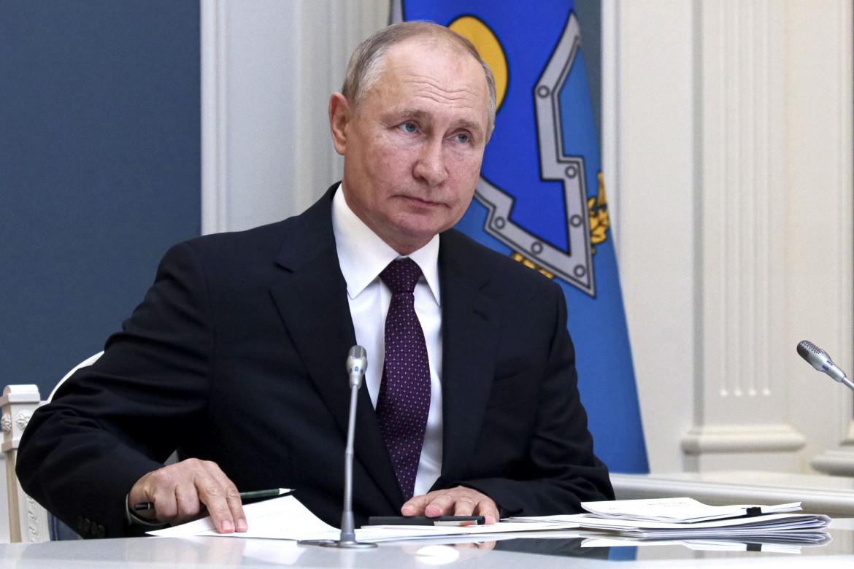 Il presidente Putin
