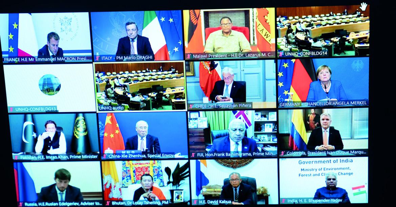 La tavola rotonda sul clima all'Assemblea generale delle Nazioni unite