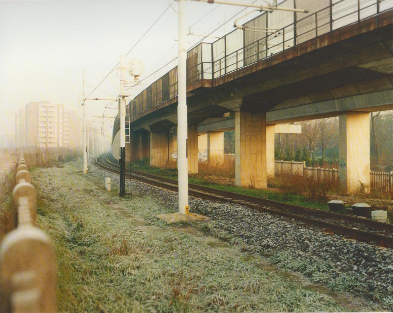 Guido Guidi,  Cologno Monzese, 1991