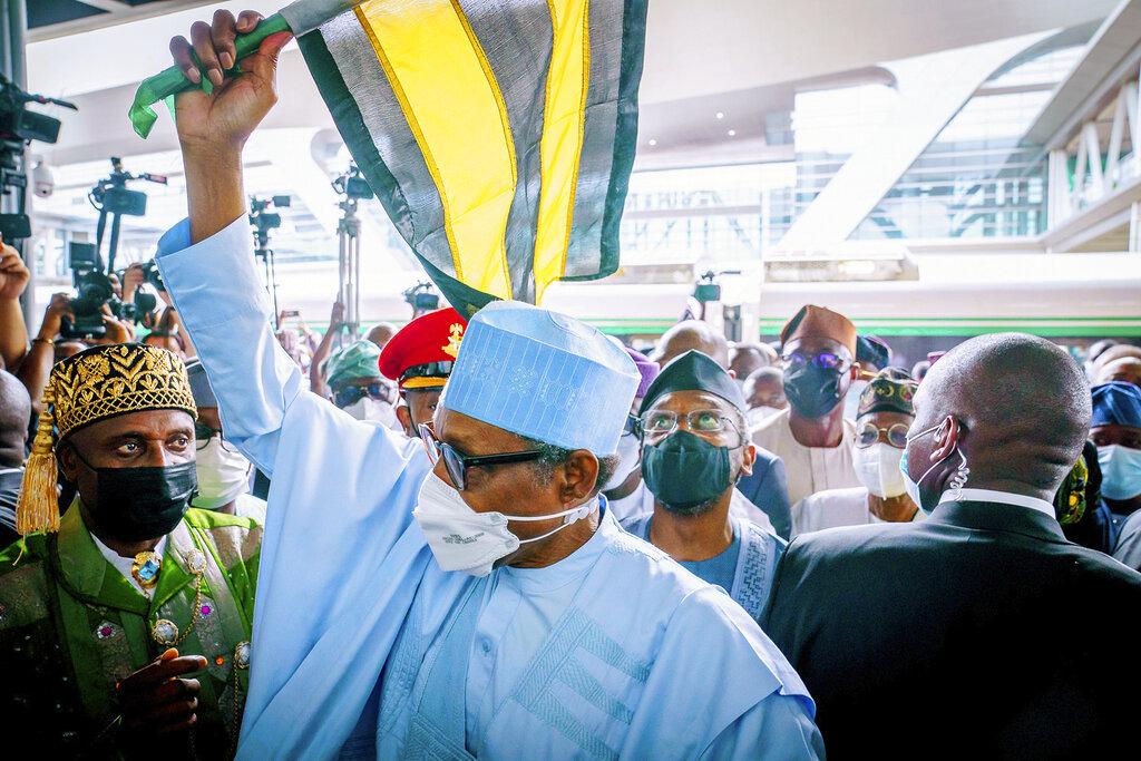 il presidente Muhammadu Buhari