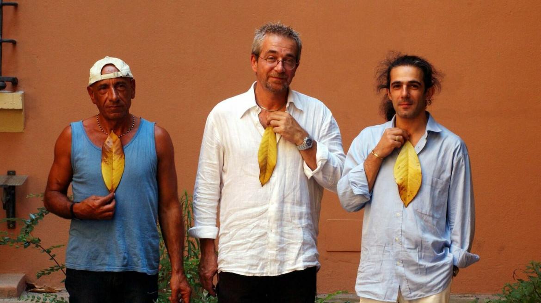 Paolo Fresu, Antonello Salis e Furio Di Castri, il trio PAF