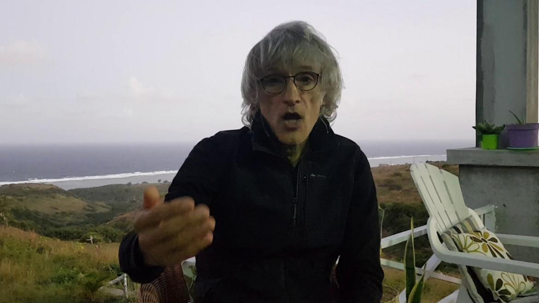 Mauro Rango in un video su youtube