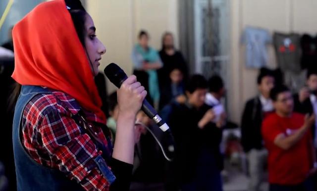 Ramika Khabiri, l'unica voce femminile hip hop del paese