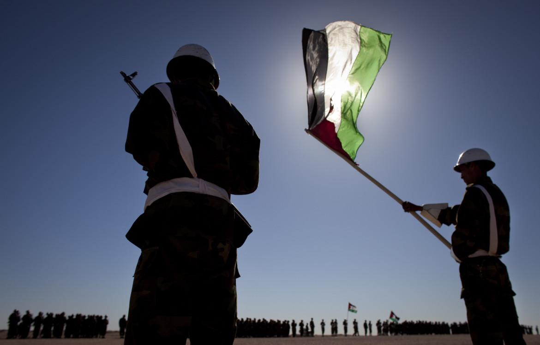Soldati del Fronte Polisario