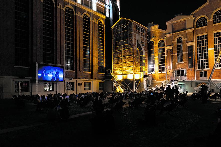 Lisbona, immagine dal festival Fuso