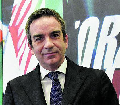 Roberto Occhiuto, il nuovo presidente della Giunta regionale calabrese