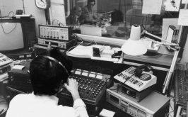 Paolo Vigevano e Lino Iannuzzi in studio a Radio Radicale
