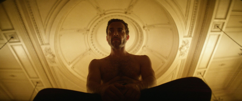Una scena da «L'uomo che vendette la sua pelle»