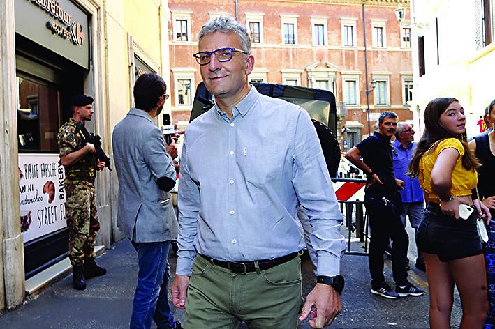 Massimiliano Smeriglio, eurodeputato del Pd