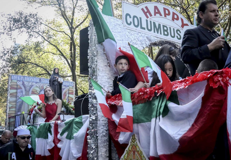 Festeggiamento del Columbus Day