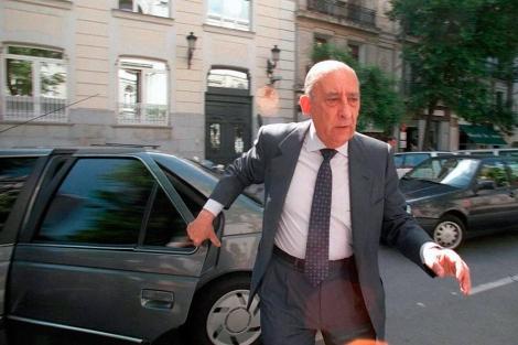 Emilio Alonso Manglano, direttore del Cesid (servizi segreti spagnoli) dal 1981 al 1995