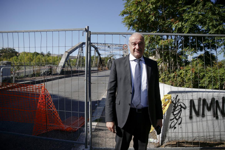 Enrico Michetti, candidato del centro destra alle comunali di Roma