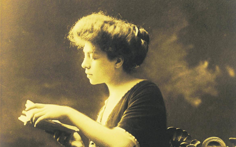 Un ritratto di Belle Greene Archivi della Morgan Library & Museum