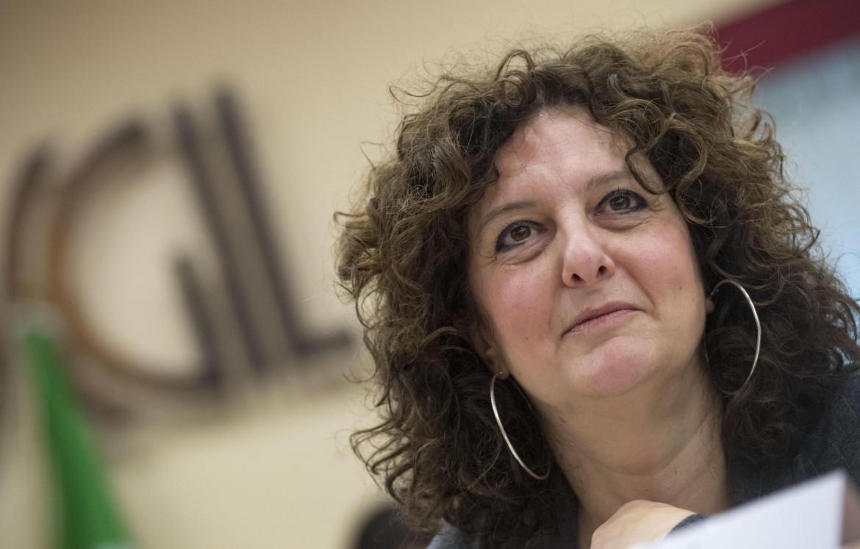 Gianna Fracassi, vicesegretaria della Cgil