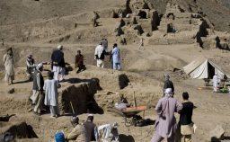 Afghanistan una storia antica alla merc di iconoclastia furti e miniere cinesi