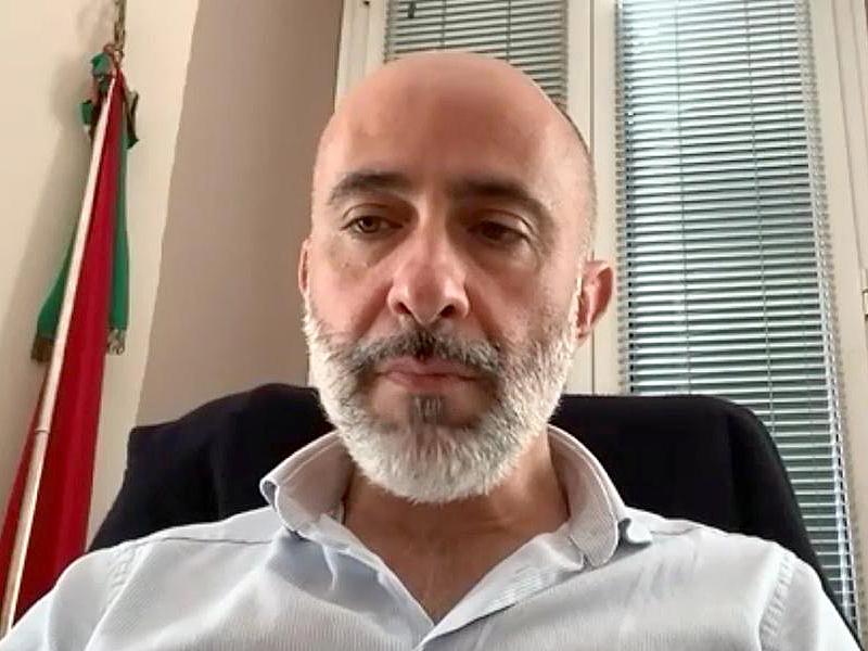 Stefano Malorgio, segretario generale della Filt Cgil