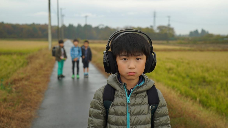 Un fotogramma da  «Stop» di Kim Ki-Duk