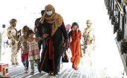 Lo scrittore Najafi Voglio tornare in Afghanistan