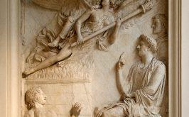 Lapoteosi di Sabina 136 138 dC Roma Palazzo dei Conservatori