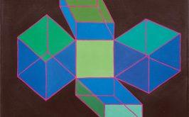Achille Perilli una vita dedicata all8217irrazionale geometrico