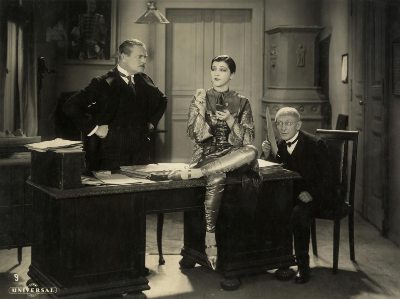 Ellen Richter in Moral [Morality] (1928) diretto da Willi Wolff