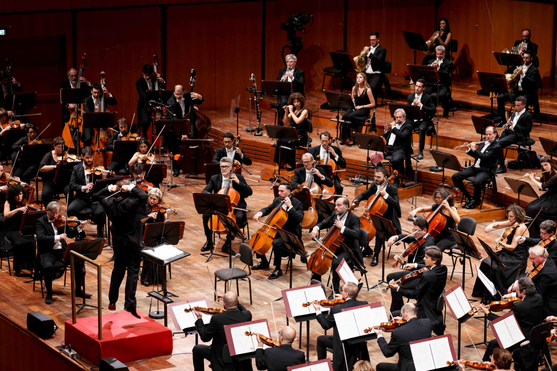 Il concerto inaugurale di Santa Cecilia