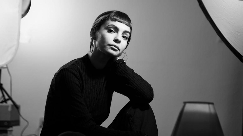 La scrittrice Andrea Abreu