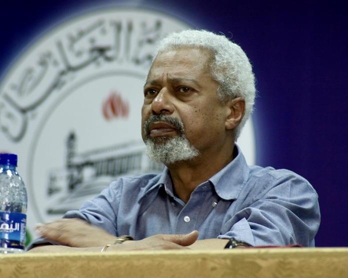 Abdulrazak Gurnah (cropped, wikipedia)