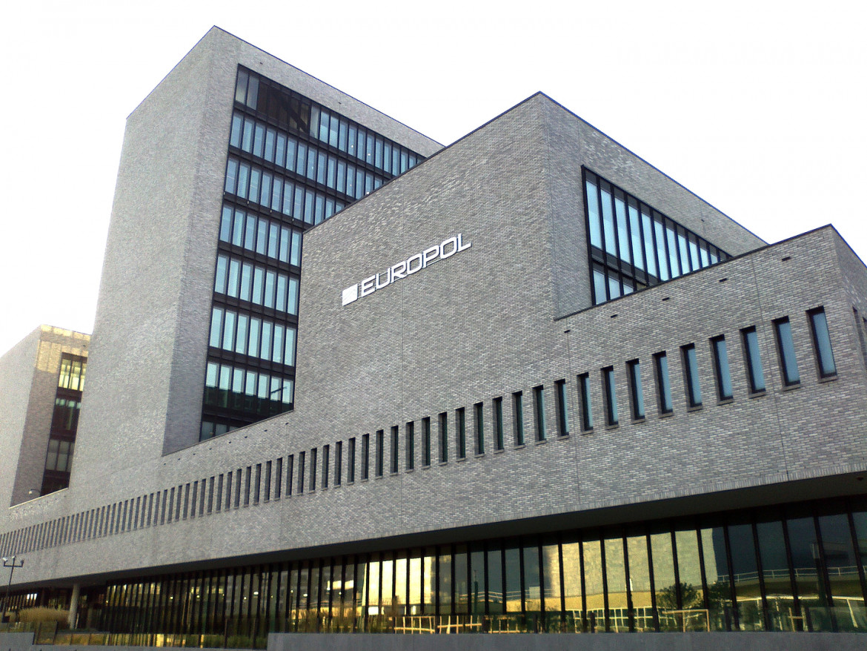 La sede dell'Europol all'Aia, Paesi Bassi
