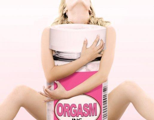 Dalla locandina di «Orgasm inc.» diretto da Liz Canner