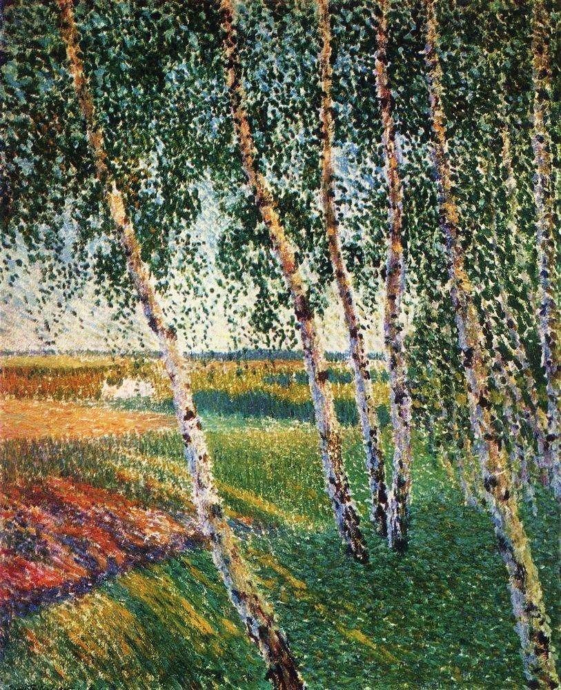 Igor Grabar, «Una sera di maggio», 1905