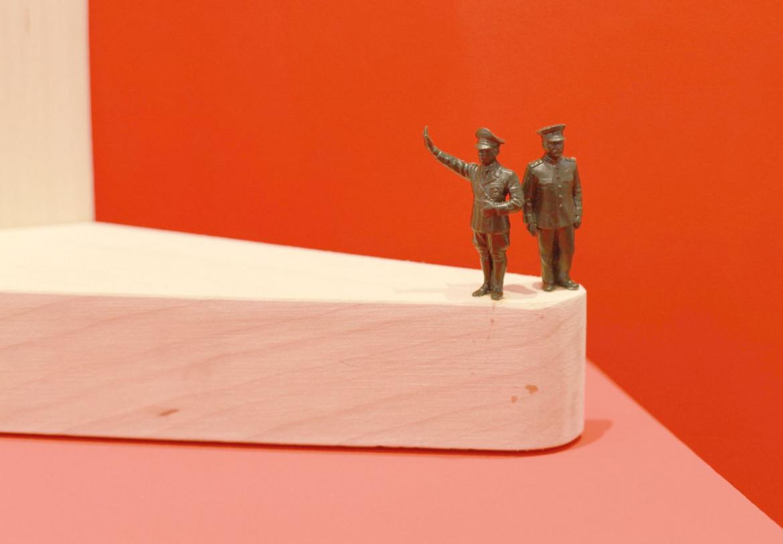 Leonid Sokov, «L'ombra di Hitler e di Stalin», 2014