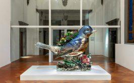 Dalla mostra Shine di Jeff Koons Palazzo Strozzi
