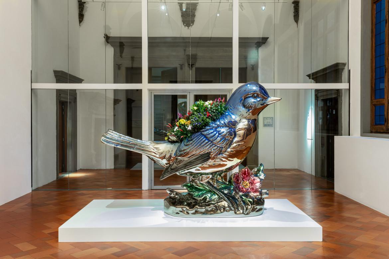 Dalla mostra «Shine» di Jeff Koons, Palazzo Strozzi