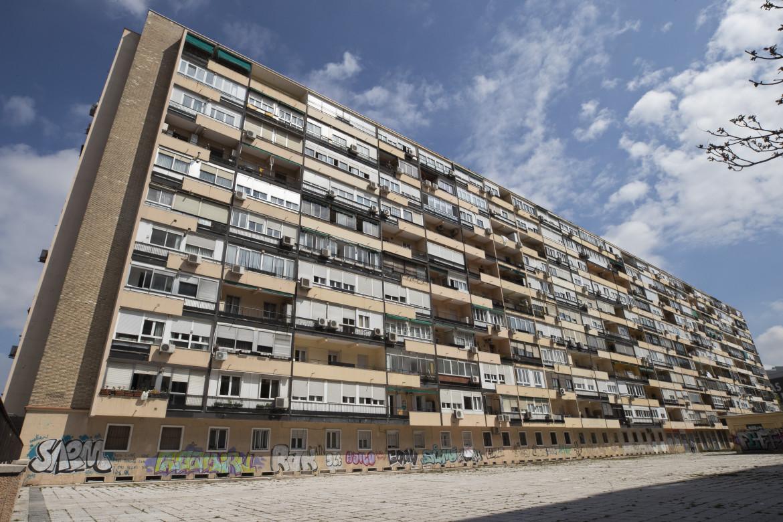 Mega condominio a Madrid